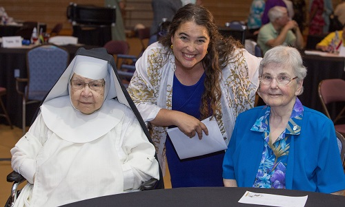 Sr  Mary Carmel Lectora, OP - Dominican Sisters of Peace